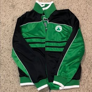 Reversible Celtics jacket